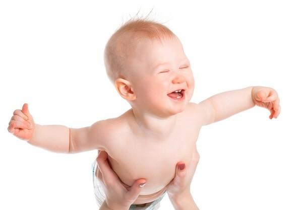 Gymnastics for newborns