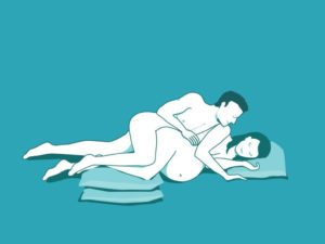 The most frequent sexual positions