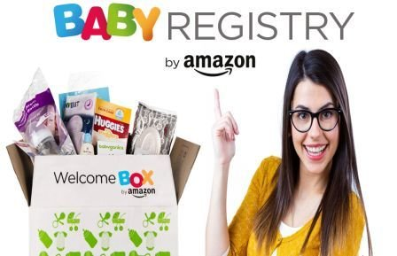 Amazon Baby Registry Free Welcom Box