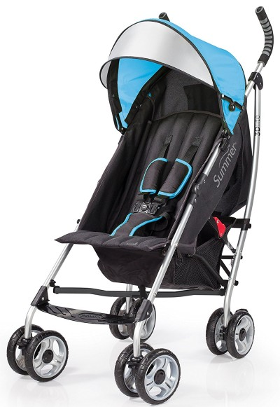 Summer 3D lite Convenience Stroller