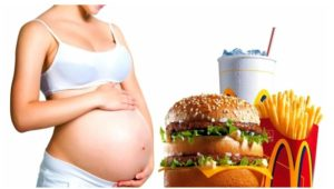 WHAT CAN NOT EAT PREGNANT