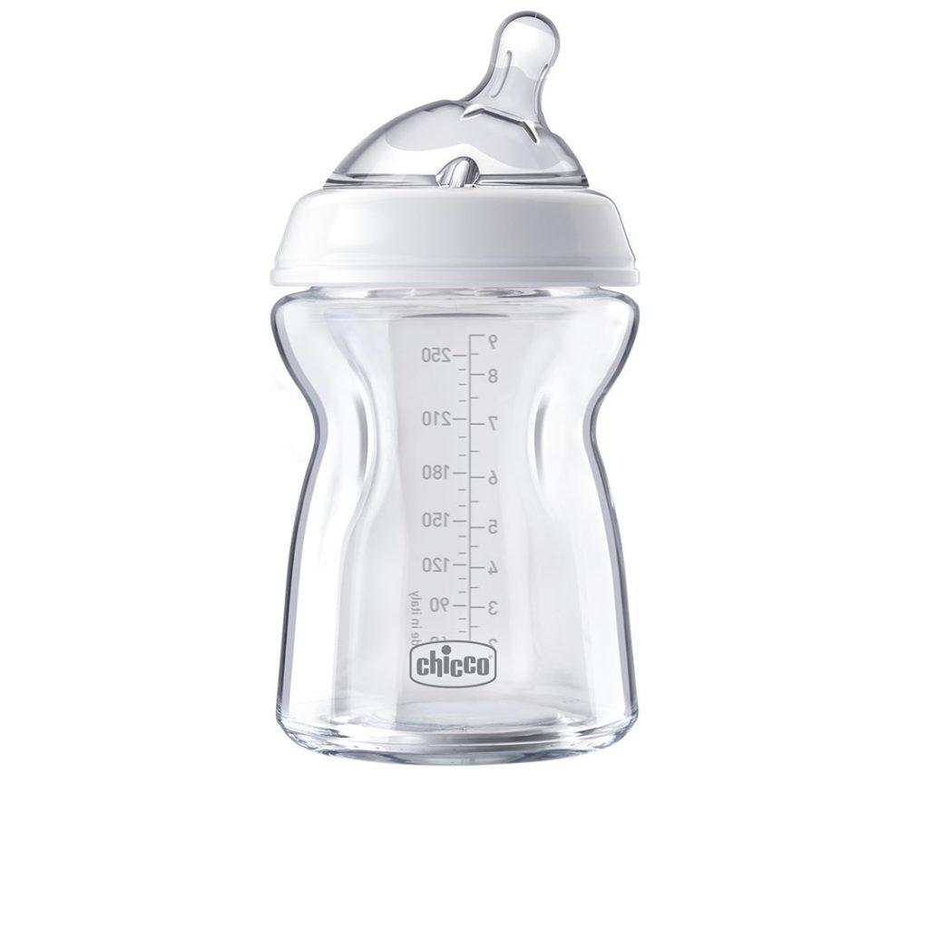 Chicco Natural Feeling Bottle Glass