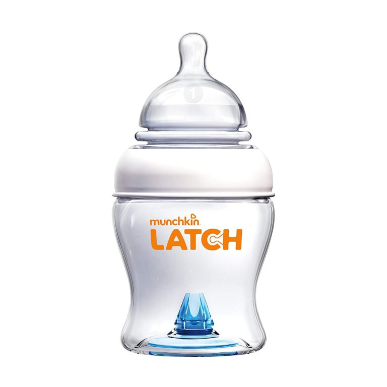 Munchkin Latch Anti-Colic Baby Bottle