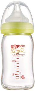 Pigeon breast milk realize bottles