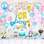 Baby Gender Reveal Party Supplies & Decorations2
