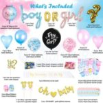 Baby Gender Reveal Party Supplies & Decorations3