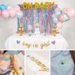 Gender Reveal Party Supplies 2