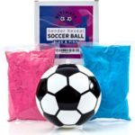 Gender Reveal Soccer Ball2
