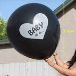 Sweet Baby Gender Reveal Balloon 6