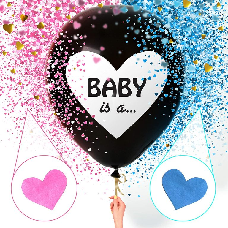 Sweet Baby Gender Reveal Balloon